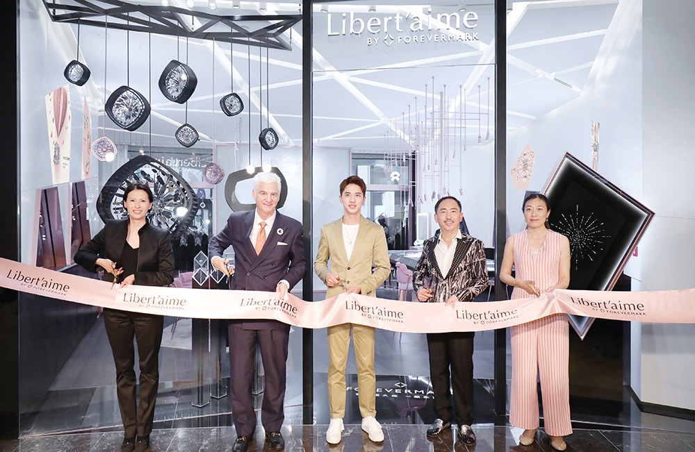 Forevermark Speaks to China's Millennials with New Retail Store Concept