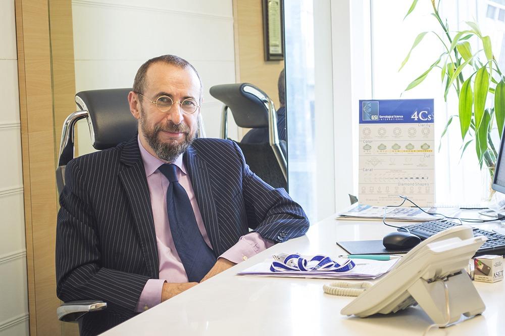 Mr. Mark Gershburg CEO GSI