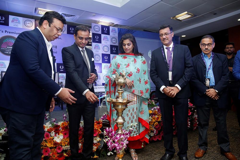 11th Hyderabad Jewellery Pearl and Gem Fair Kicks Off