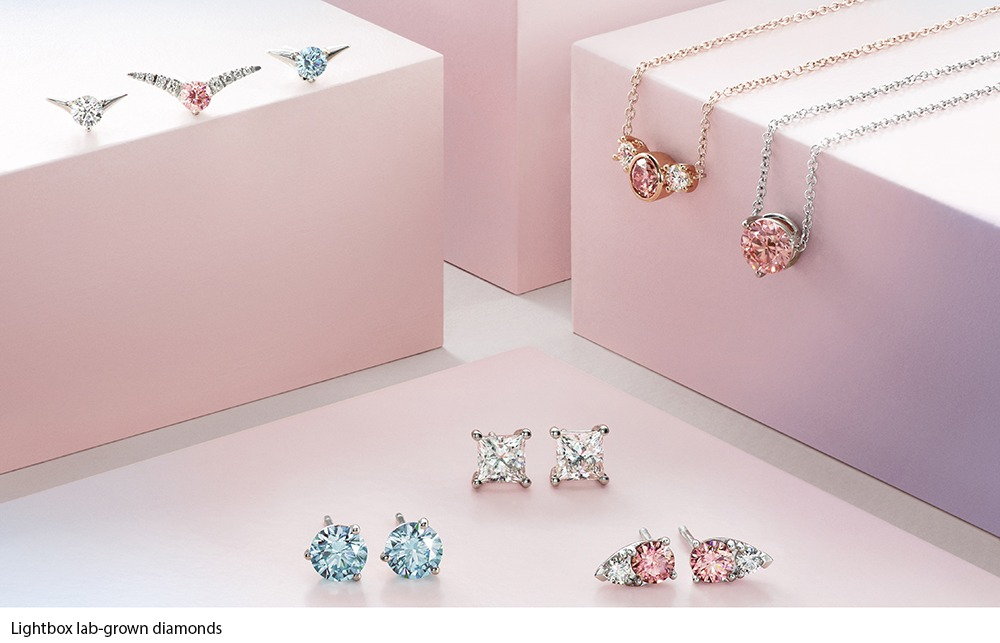 De Beers to Unveil Lab Grown Diamond Fashion Jewellery with
