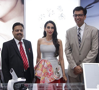 Forevermark Boutique Is Kolkata's New Indulgence.Forevermark, the diamond brand from the De Beers Group of Companies opened an exclusive boutique in Kolkata, the first in the city.