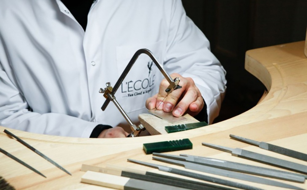 L'ecole School of Jewelry Arts to visit New York in October