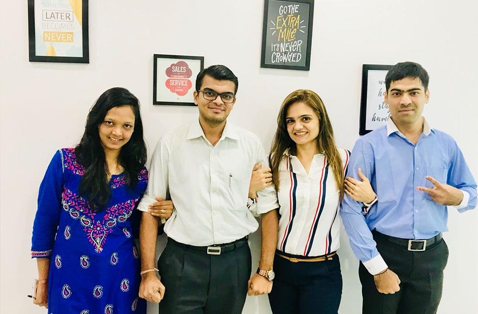 Virtual Diamond Boutique office opens in Mumbai