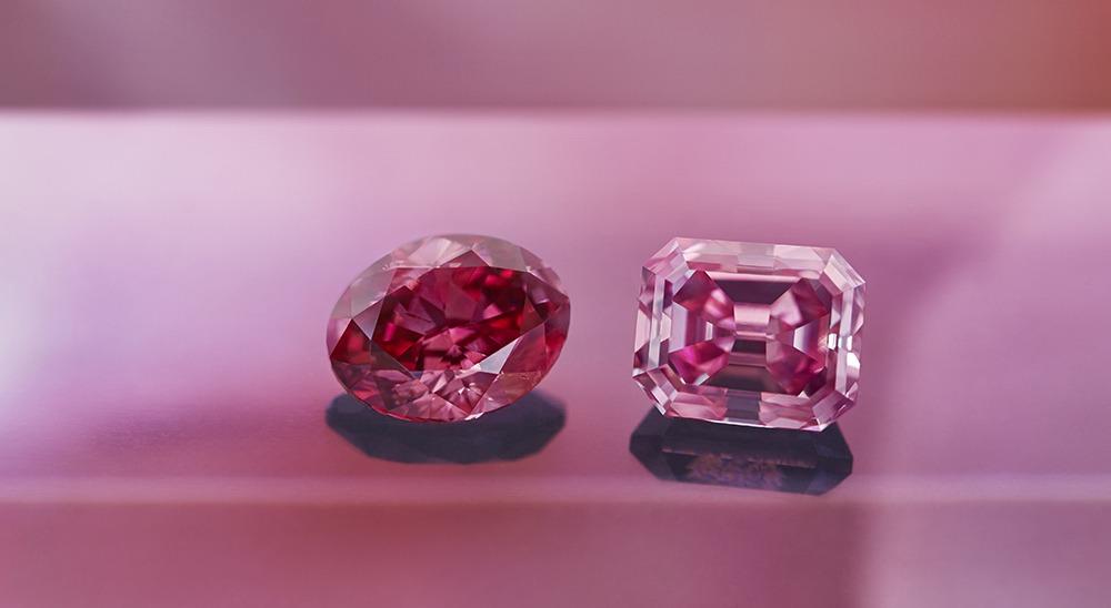 Rio Tinto unveils its largest Vivid Pink diamond