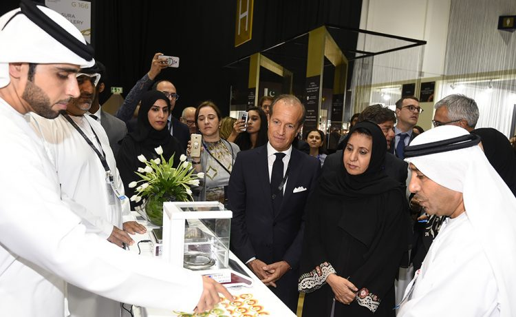 VOD Dubai International Jewellery Show Returns For Its Second Instalment At DWTC