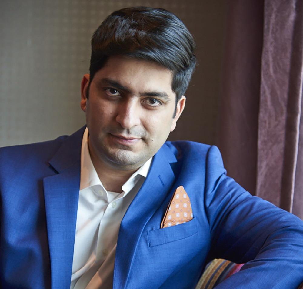 Jim Vimadalal - Director Indian Representative Office ALROSA