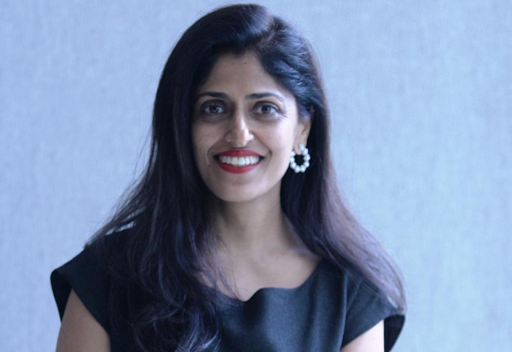 Richa Singh, Managing Director - India The Diamond Producers Association