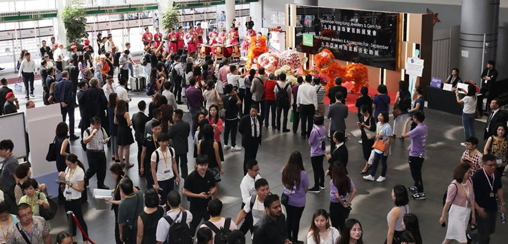 94 Leading Gem & Jewellery Manufacturers Showcase from India at Hong Kong Jewellery & Gem Fair