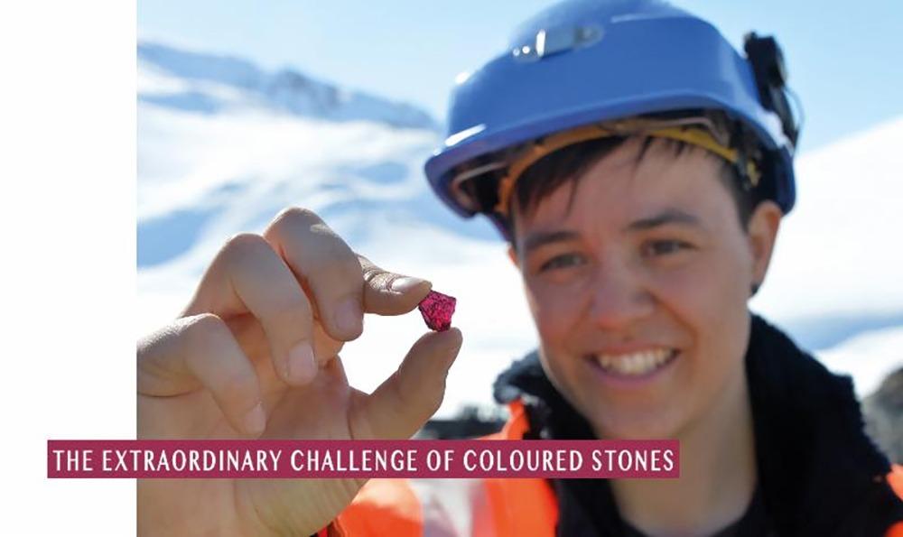 CIBJO Releases Coloured Stone Commission Special Report