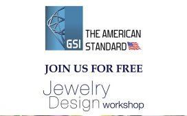 GSI's FREE Jewelry Design Workshop coming To the City