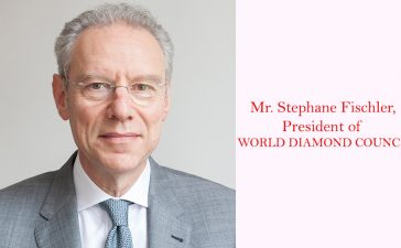 Mr. Stephane Fischler, President of WORLD DIAMOND COUNCIL
