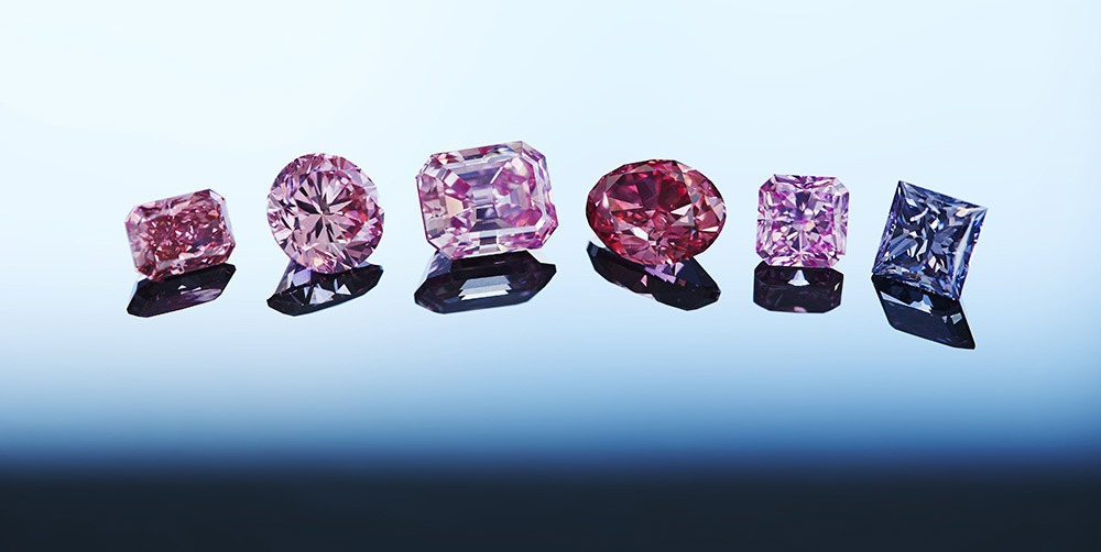 Rio Tinto Reveals Its Largest Fancy Purplish Red Diamond in New York