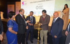 2nd India Gold & Jewellery Summit Start In Delhi