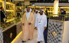 VOD Dubai International Jewellery Show 2018 Is Declared officially open