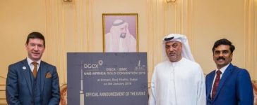 DGCX and IBMC Financial Professionals Group To Hold First UAE Africa Gold Convention