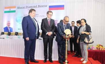 Bharat Diamond Bourse Announces 2019 Bharat Diamond Week to Take Place from October 14-16
