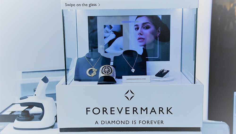 Forevermark Narrated This Story through Innovations at the IIJS 2019