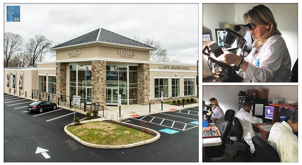 GSI Completes Inspection of Inventory For Marks Jewelers