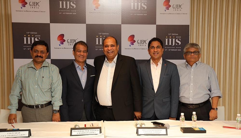 GJEPC Announces Special Rate Benefits for IIJS Signature 2020 IIJS Premiere 2020