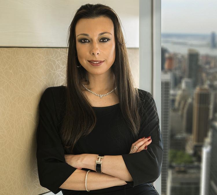 Debbie Azar President and Co Founder GSI