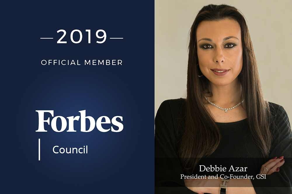 Ms. Debbie Azar Official Member of Forbes Council