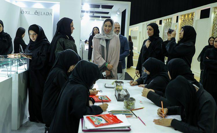 Vod Dubai International Jewellery Show 2019 Kicks Off
