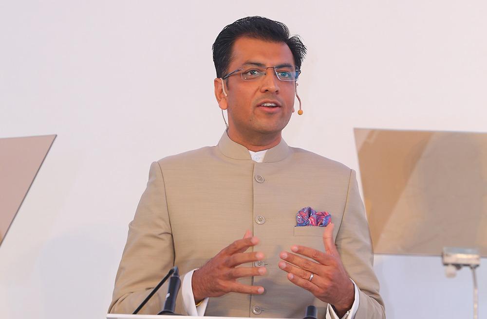 Mr. Sachin Jain President Forevermark India