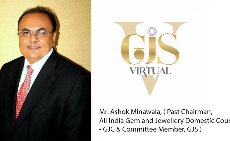 Ashok Minawala, GJC,GJS