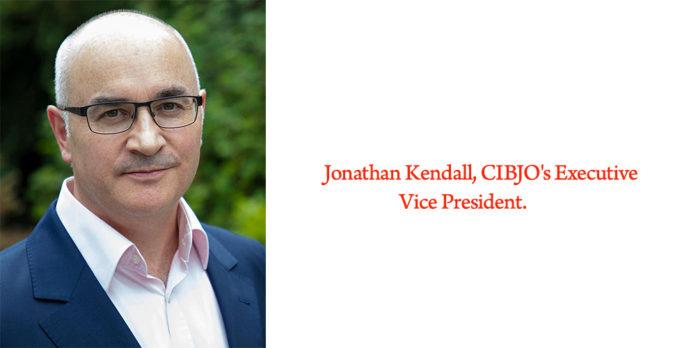 Jonathan Kendall, CIBJO's Executive Vice President.